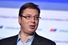Премьер Сербии провозгласил победу своей коалиции на парламентских выборах