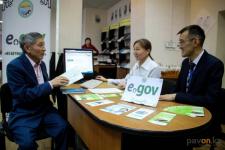 """В библиотеках Павлодара открыли пункты обучения населения """"Получи услугу сам"""""""