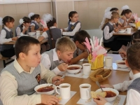 Единый комбинат для организации школьного питания планируют создать в РК