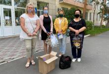 Конфискованные на границе с Россией лекарства для жителей Павлодарской области вернули