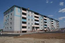 В Аксу построят несколько домов для заводчан