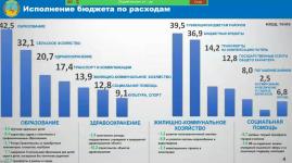 На какие цели в прошлом году расходовались деньги из бюджета Павлодарской области
