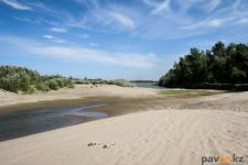 Аким Павлодарского региона подал идею обустройства нового места отдыха для горожан