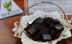 В Павлодаре изобрели рецепт мармелада для космонавтов