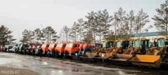 В селе Кенжеколь прошли республиканские командно-штабные учения «Көктем - 2016»