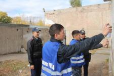 В Прииртышье полицейские ликвидировали 47 наркограффити