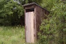 Девушка провалилась в туалет в экибастузском парке