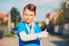 200 тысяч тенге заплатит павлодарец, наехавший на скутере на ребенка