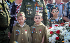Более 30 тысяч павлодарских школьников примут участие в месячнике, посвященном 75-летию Победы