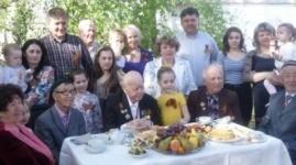 Старейший ветеран Казахстана живет в пригороде Павлодара
