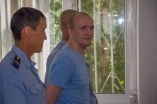 Представитель фонда защиты свободы слова наблюдает за судом над Голышкиным