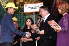 Клятву верности профессии дали 80 молодых работниковАксуского завода ферросплавов