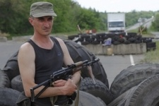 В Луганской области начался артобстрел