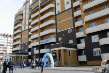 Новую девятиэтажку сдали в эксплуатацию в Павлодаре