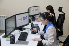 Аким Павлодарской области оценил единый контакт-центр 109