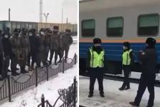 В Семее дембелей не пустили на поезд до Павлодара