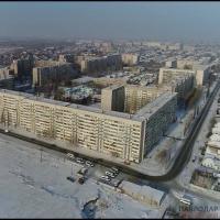 Начать строить первые высотки в новом микрорайоне Достык рассчитывают от перекрестка улиц Ладожская -Камзина
