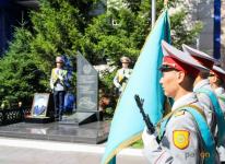 В Павлодаре объявили конкурс на изготовление монумента погибшим сотрудникам силовых структур