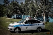 В Прииртышье полиция расследует убийство мужчины, чья жена накануне покончила жизнь самоубийством