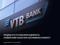 Кредиты от 6,1% и высокая надежность. В каком банке Казахстана обслуживаться бизнесу?