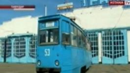 В Павлодаре из трамвая-ветерана планируют сделать экспонат