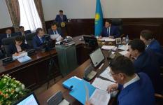 Булат Бакауов: Вы должны сделать рост посевных площадей не на 13%,  а на 30%