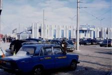 Павлодарские антикоррупционщики решают, что делать с нелегальными таксистами в районе вокзала