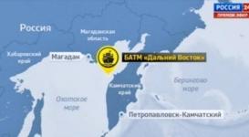 Более 40 человек погибли при крушении судна в Охотском море