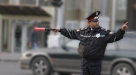Казахстанские полицейские перестанут использовать жезлы с начала 2017 года