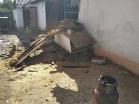 Из-за неисправности газовой плиты случился пожар в одном из сел Павлодарской области