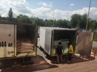 Свыше 90 тонн благотворительной помощи отправили павлодарцы жителям Арыси
