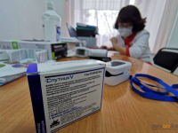 Минздрав увеличил количество препарата для вакцинирования жителей Павлодарской области от КВИ