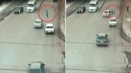 Водитель сбил школьника на переходе в Павлодаре и скрылся с места ДТП