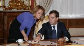 В Сеть выложили переписку пресс-секретаря Дмитрия Медведева