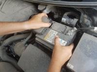 Павлодарец украл за ночь аккумуляторы с трех машин, после чего его задержали