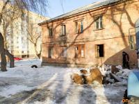 В микрорайоне Алюминстрой возобновили снос ветхих домов