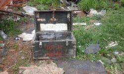Житель Павлодара нашел в огороде контейнер с 10 кг ртути