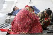 Жители Таиланда умирают от холода