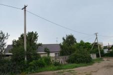 В Павлодаре жители улицы Хабаровской больше 40 лет живут в полном мраке