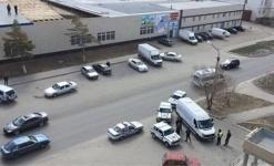 В Павлодаре мужчина после нападения на жену устроил гонку по улицам города