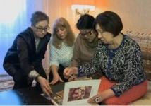 Представительницы «Ассоциации деловых женщин» помогли больному раком Марату Санасырову