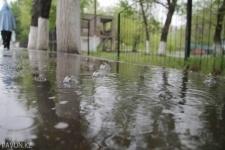 Дожди и усиление ветра ожидаются в Павлодаре