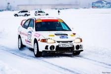 Павлодарская команда заняла второе место на  зимнем ралли-спринте «Самурык-2017»