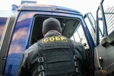 Полиция Павлодара проводит антитеррористические учения