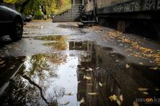 Усиление ветра и дождь прогнозируют синоптики на конец недели в Павлодаре