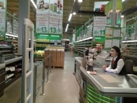 Нурсултан Назарбаев купил продуктов на 2740 тенге в павлодарском гипермаркете Greenwich