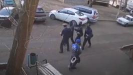 Павлодарца арестовали за отказ от ношения маски и неповиновение полиции