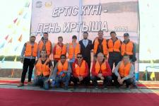 День Иртыша отметили в Павлодаре: как это было