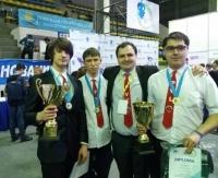 Студенты павлодарского колледжа стали лучшими на Международном фестивале робототехники