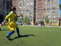 Ко дню Конституции в Павлодаре откроют новые мини-футбольные поля